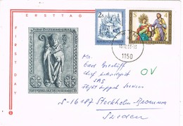 33281. Carta WIEN (Austria) 1983. Diocesis GRAZ 750 Jahre - 1945-.... 2ª República