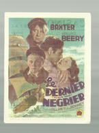 -**LE  DERNIER NEGRIER / SLAVE  SHIP    **- CASINO - HERSTAL - Cinema Advertisement