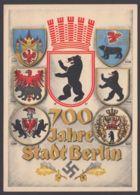 """""""Berlin"""", 700 Jahre Stadt, Farbig, Ungebraucht - Mitte"""