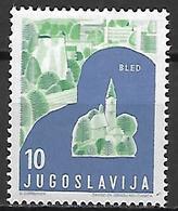 YOUGOSLAVIE  -   1959 .  Y&T N° 772 *.  Tourisme  /  Bled - Neufs
