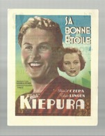 "-**SA  BONNE ETOILE    **- CINEMA - ""MOGADOR "" -Bruxelles - Cinema Advertisement"