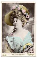CPA         FEMME DE THEATRE          1906            ARLETTE DORGERE - Femmes
