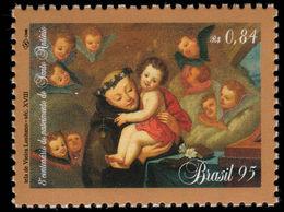 Brazil 1995 St Antony Of Padua Unmounted Mint. - Brazil