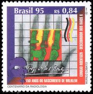 Brazil 1995 X-ray Discovery Unmounted Mint. - Brazil