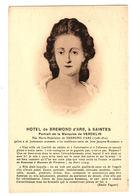 SAINTES (17) - HOTEL DE BREMOND D' ARS - Portrait De La Marquise De Verdelin - Saintes