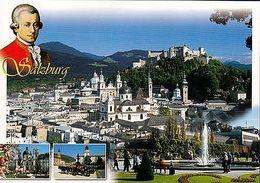 (279) Salzburg- Salisburgo - Salzbourg - Salzburg Stadt