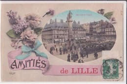 CPA -  AMITIES DE LILLE - Lille