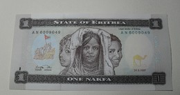 1997 - Erithrée - Eritrea - ONE NAFKA - A N 6009049 - Eritrea