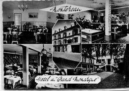 """77 - Montereau : Hôtel """" AU GRAND MONARQUE """" - Montereau"""