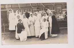 14 Riva Bella Carte Photo A L'hopital  Le 2 Octobre  1915  Militaires Et Croix Rouge - Riva Bella