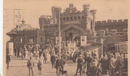 OOSTENDE / HYPPODROME WELLINGTON  RENBAAN 1938 - Oostende