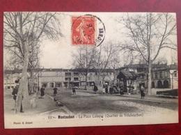 Montauban Place Lalaque Quartier De Villebourbon - Montauban