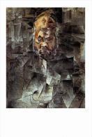 Pablo Picasso Postcard (45) - Portrait Of Ambroise Vollard, 1910 - Size:15x10 Cm. Aprox. - Pintura & Cuadros