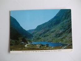Postcard Postal Ireland Kerry Killarney The Approach To Gap Of Dunloe - Kerry