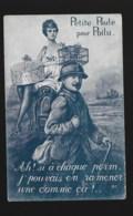 PETITE POULE POUR POILU - Weltkrieg 1914-18