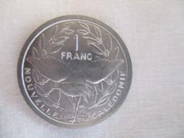Nouvelle Calédonie: 1 Franc 1981 - Nieuw-Caledonië