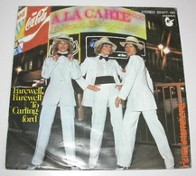 A La Carte 45t Do Wah Diddy Diddy (Hansa Germany 1980) VG++ M - Disco, Pop