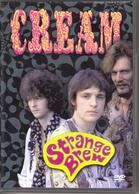 "CREAM ""STRANGE BREW"" ROCK'S LEGENDARY POWER TRIO - DVD Musicaux"