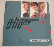 A-ha 45t The Living Daylights EX NM - Disco, Pop