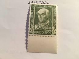 Germany Welfare 10+5p Mnh 1949 - Unused Stamps