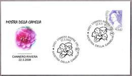 EXPOSICION DE CAMELIAS - Camellia Exhibition. Cannero Riviera, Verbano, 2008 - Vegetales