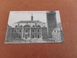 VIERVES Facade Du Château Datant Du XXIe Siècle  Obl 1910 - Viroinval