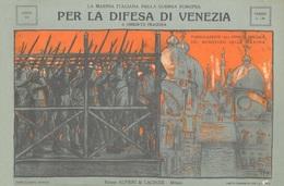 Marina Italiana Guerra Europea Vol 07 1917 Per La Difesa Di Venezia - DOWNLOAD - Documents