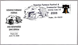MINERIA - MINERY - Vesuvius Furnace Festival - Ironmaster Days. Pedro OH 2008 - Minerales
