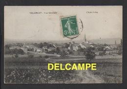 DD / 70 HAUTE SAÔNE / VELORCEY / VUE GENERALE - France