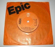 ABBA 45T Chiquitita / Lovelight (epic SEPC 7030 UK) EX EX - Disco, Pop