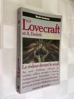 POCKET Fantasy N° 5303    LES PAPIERS DU LOVECRAFT CLUB    H.P LOVERCRAFT & A. DERLRTY - Fantasy