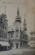 Leuven - Louvain / LA Poste 19?? Aangesneden - Leuven