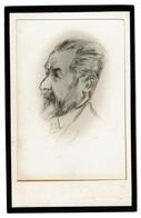 Souvenir Pieux - Albert LE BORNE - Avocat / Juge - Fleurus 1858 / Bruxelles 1926 - 2 Scans - Images Religieuses