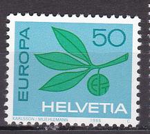 N° 758 Europa 1965. Beau Timbre Neuf Impeccable Sans Charnière - Suisse