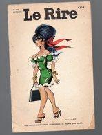 LE RIRE N° 169 (1965) Avec Pin-up De PICHARD En Couverture (PPP11089) - Humour