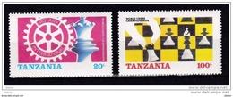 Tanzania Nr 275/276 **, Zeer Mooi Lot Krt 3702 - Tanzanie (1964-...)