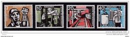 Duitsland  Nr 142/145 **, Zeer Mooi Lot Krt 3707 - Timbres
