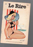 LE RIRE N° 167 (1965) Avec Pin-up De René CAILLE En Couverture (PPP11091) - Humour