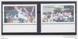 Duitsland 1990 Nr 1281/1282 **, Zeer Mooi Lot Krt 3710 - [7] République Fédérale