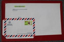 Indonesia 1993. Aerogramme Stamped Stationary Indopex 93. 200r Unused Mint - Indonesia