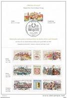 Duitsland 2003 Herdenkingskaart 1000 Jaar Kronach Zeer Mooi Lot K 530 - Timbres