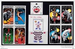 Duitsland Thema Circus Zeer Mooi Lot K 531 - Timbres