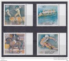 Duitsland 1992 Nr 1419/22 **, Zeer Mooi Lot Krt 3743 - Timbres