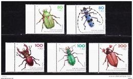 Duitsland 1993 Nr 1497/1501 **, Zeer Mooi Lot Krt 3749 - Timbres