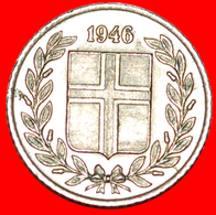 + GREAT BRITAIN BIRCH (1946-1969): ICELAND ★ 10 ORE 1946! LOW START ★ NO RESERVE! - Islandia