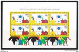 Duitsland 1990 Blok Nr 20 **, Zeer Mooi Lot K 532 - Timbres