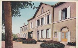 37. JOUE LES TOURS . CPA COLORISATION ANNEES 30..RARETÉ. HOSPICE CIVIL - Frankreich