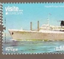 Portugal ** & CPTE Europa, Visit Portugal, Paquete Princepe Perfeito Ship 2012 (6867) - Ungebraucht