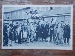 CPA DE BARR Libération De Barr Le 28/11/1944 - Rue De La Kirneck - Barr