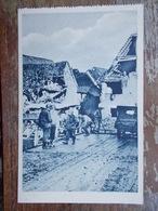 CPA DE GERTWILLER Novembre 1944 - Le Génie Au Travail - France